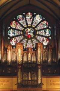 "Classical 89 presents ""Organ Fest X"" on October 20 at 8pm."