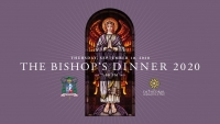 2020 Bishop's Dinner  - Home Edition